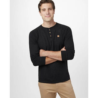 Men's Boulder LS Henley Top