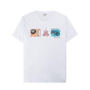 Men's Retro Music T-Shirt