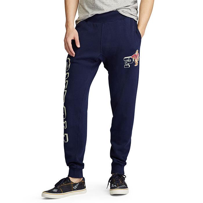 Pantalon de jogging Polo Tigers en molleton pour hommes