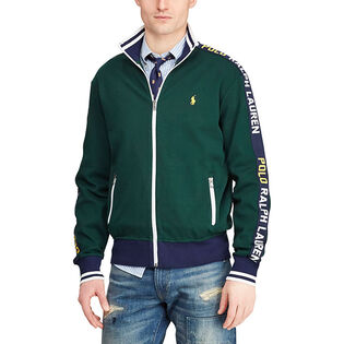 Men's Cotton Inerlock Track Jacket