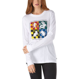Women's Hogwarts Houses Long Sleeve T-Shirt
