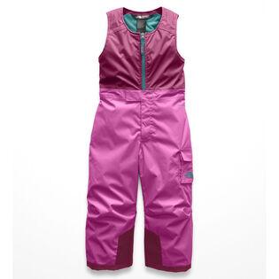 Girls' [2-6] Insulated Bib Pant