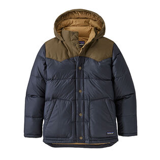 Junior Boys' [7-16] Bivy Down Hoody Jacket