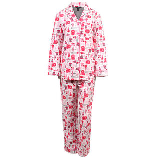 Women's Ski Hill Two-Piece Pajama Set