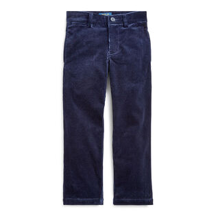 Boys' [2-4] Slim Fit Stretch Corduroy Pant