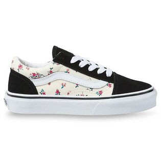 Kids' [11-3] Ditsy Floral Old Skool Shoe