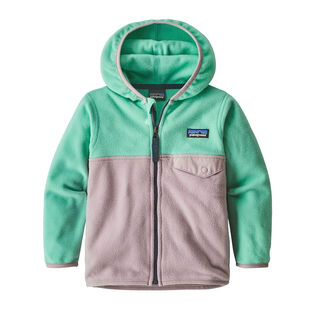 Girls' [2-5] Micro D® Snap-T® Fleece Jacket