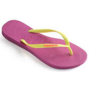 Women's Slim Pop Up Flip Flop Sandal