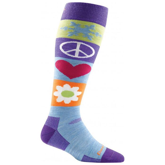 Women's Cushion Midi Ski Sock