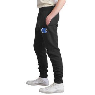Pantalon de jogging Reverse Weave® avec logo chenillé pour hommes