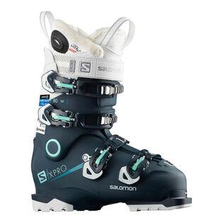 Women's X Pro 80 W Custom Heat Connect Ski Boot [2019]