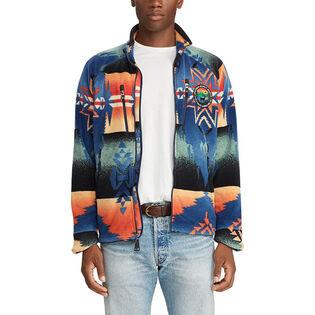 Men's Southwestern Fleece Jacket
