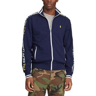 Men's Cotton Inerlock Track Jacket