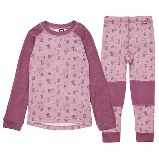 Girls' [3-7] Merino Two-Piece Set