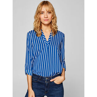 Women's Striped Blouse