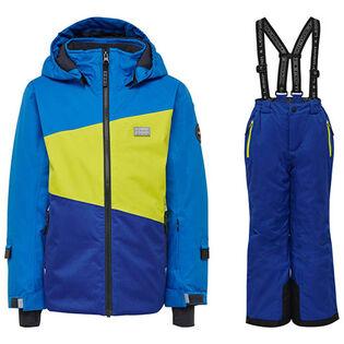 Boys' [5-7] Jordan 726 + Platon 725 Two-Piece Snowsuit