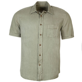 Chemise en lin pour hommes