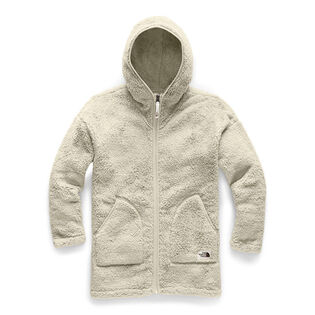 Junior Girls' [7-20] Campshire Long Full-Zip Hoodie
