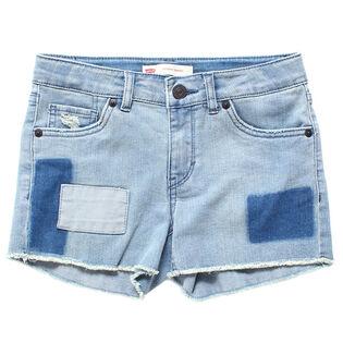 Junior Girls' [7-16] Altered Shorty Short