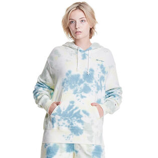 Women's Sunwash Dye Lightweight Fleece Hoodie