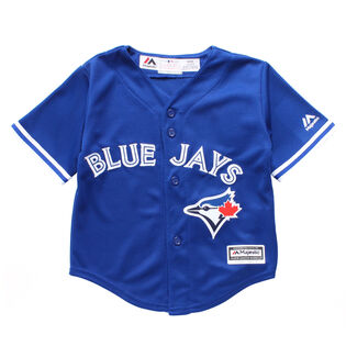 Kids' [2-4T] Toronto Blue Jays Alternate Replica Jersey