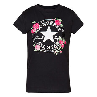 Girls' [4-6X] Chuck Rose T-Shirt