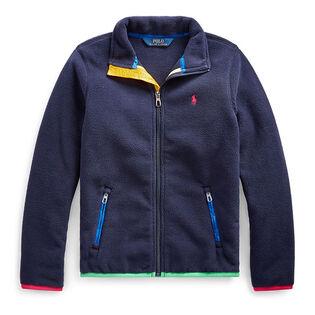 Junior Girls' [7-16] Brushed Fleece Jacket