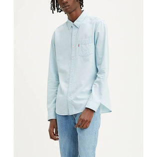 Men's Slim Sunset One Pocket Shirt