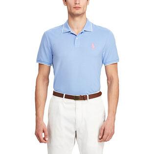 Men's Custom Slim Performance Polo