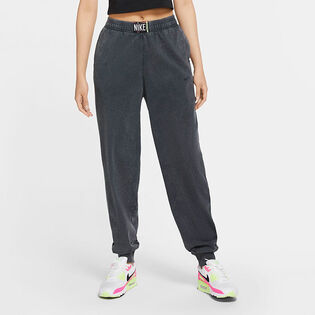 Women's Sportswear Washed Jogger Pant
