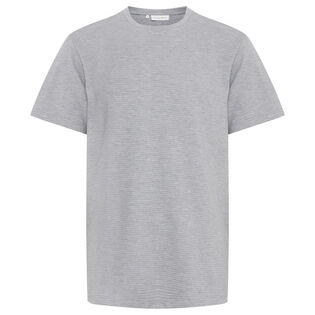 Men's Ribbed Crew T-Shirt