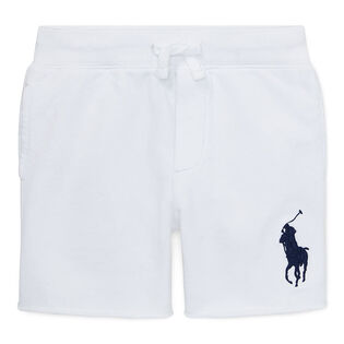Boys' [5-7] Cotton French Terry Short
