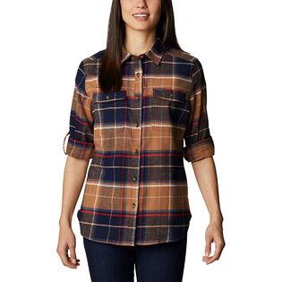 Women's Pine Street Stretch Flannel Shirt