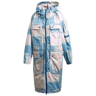 Women's Printed Parka