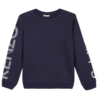 Junior Boys' [8-16] Sleeve Logo Sweatshirt