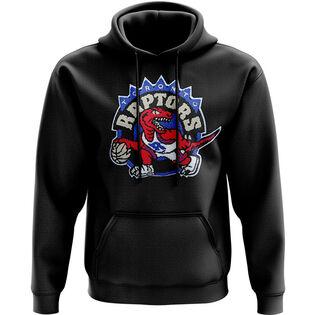 Chandail à capuchon avec logo chenillé Raptors de Toronto pour hommes