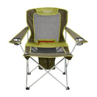 Chaise de camping très grande toutes saisons