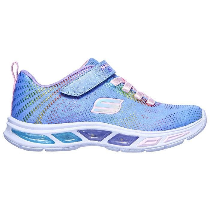Kids' [11-3] S Lights Litebeams Sneaker
