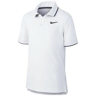 Junior Boys' [8-16] Dri-FIT® Tennis Polo