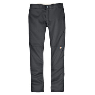 Men's Flex Skinny Double Knee Work Pant