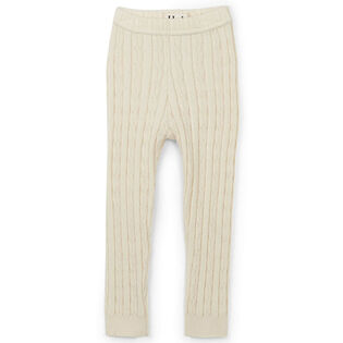 Baby Girls' [3-24M] Cable Knit Tight