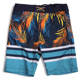 Boys' [2-7] Palm Boardshort