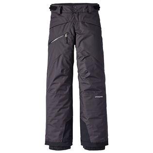 Junior Boys' [7-16] Snowshot Snow Pant