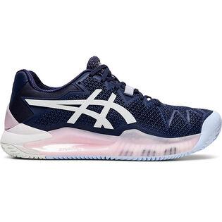 Chaussures de tennis GEL-Resolution® 8 pour terre battue pour femmes
