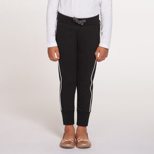 Girls' [2-6X] Side Seam Jogger Pant