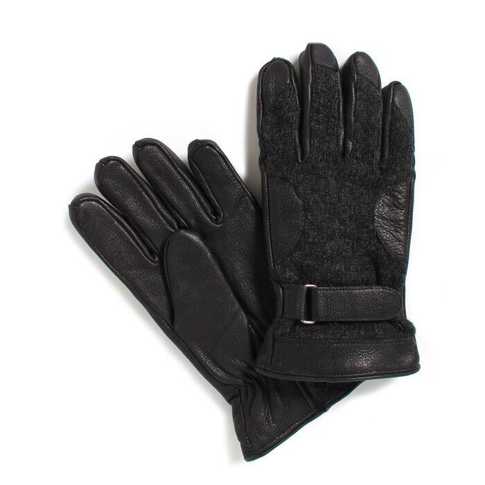 Men's Ragwool Kid Palm Glove