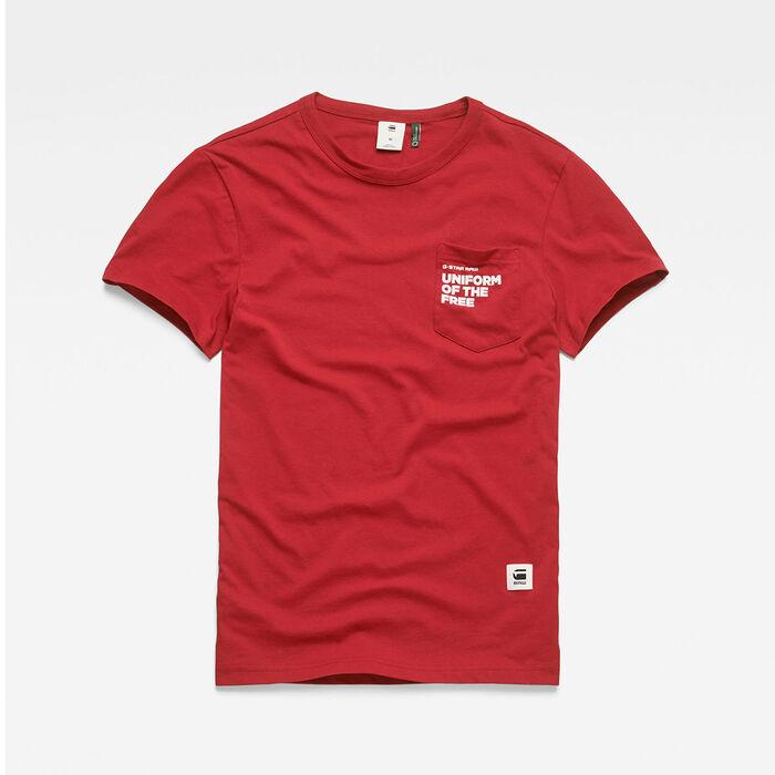 Men's Graphic 5 Pocket T-Shirt