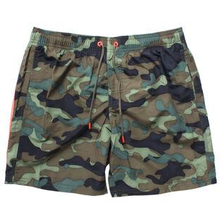 Men's Camouflage Swim Trunk