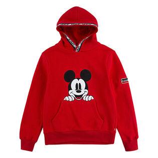 Boys' [2-4T] Disney® Mickey Pullover Hoodie