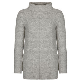Women's Malvern Roll Collar Sweater